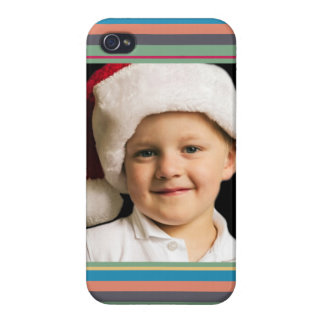 Colorful Stripes Pattern | Custom Photo | iPhone 5 iPhone 4 Covers