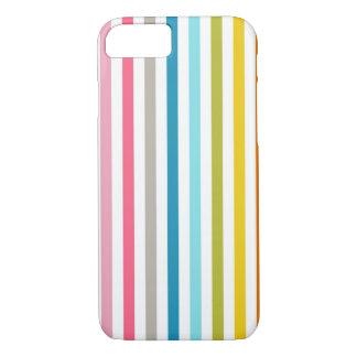 Colorful stripes (vertical) case
