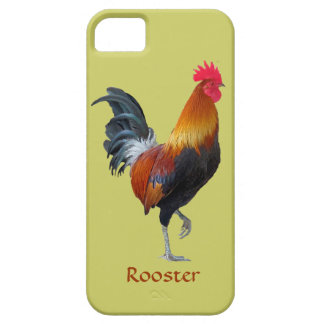 Colorful Strutting Rooster iPhone 5 Casemate iPhone 5 Case