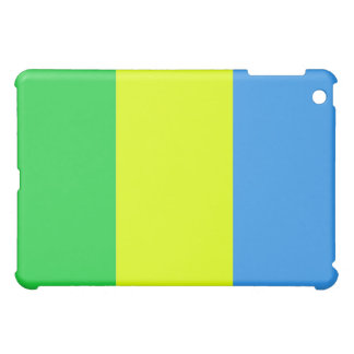 Colorful Style Blue-Yellow-Green Speck iPad 1 Case iPad Mini Covers
