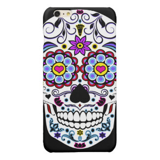 Colorful Sugar Skull