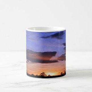 Colorful Sunset by Shirley Taylor Coffee Mug