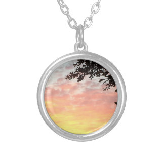 Colorful Sunset Custom Necklace