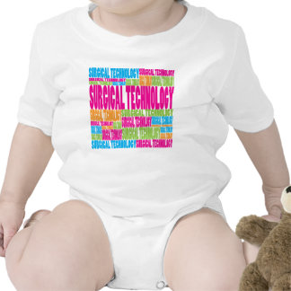 Colorful Surgical Technology Shirts