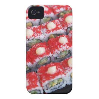 Colorful sushi for sale Case-Mate iPhone 4 cases