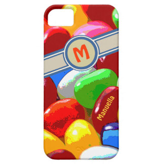 colorful sweet sugar candy name iPhone 5 case