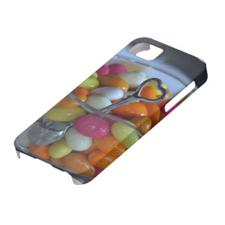 Colorful sweets iPhone 5 case