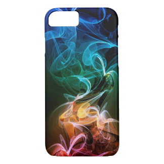 (colorful swirl) iphone 6 case