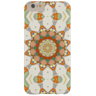 Colorful Symmetrical Star Barely There iPhone 6 Plus Case