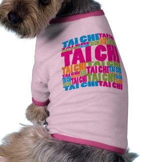 Colorful Tai Chi Doggie Tee