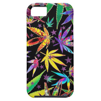 Colorful teenage iPhone 5 case
