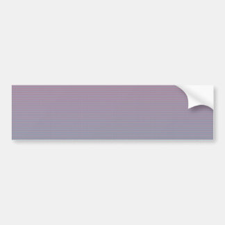 Colorful Textures Shades Patterns DIY TEXT PHOTO Bumper Sticker