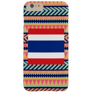Colorful Thailand Flag Box Barely There iPhone 6 Plus Case