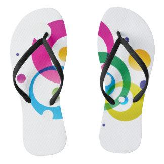 Colorful Thongs