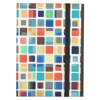 Colorful Tile Pattern Case For iPad Air