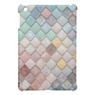 Colorful Tile Pattern iPad Mini Cover