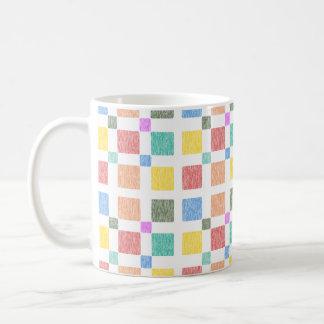 Colorful Tiles Coffee Mug