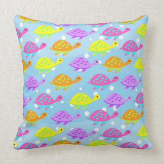 Colorful Tortoise pattern Cushion