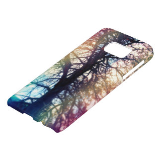 Colorful Tree Barely There Case