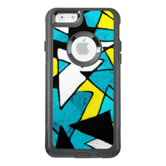 Colorful Triangle Shapes Pattern Print Design OtterBox iPhone 6/6s Case