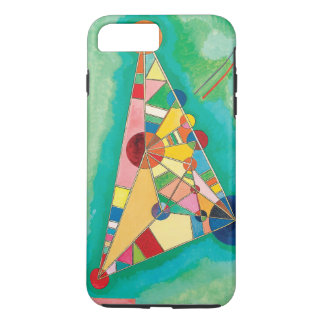 Colorful Triangles by Wassily Kandinsky iPhone 7 Plus Case