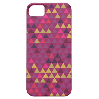 Colorful Triangles Case For The iPhone 5