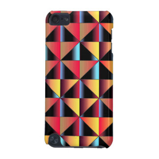 Colorful triangles iPod touch 5G covers