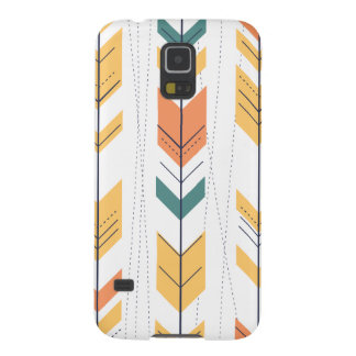 Colorful Tribal Arrows Galaxy S5 Cover