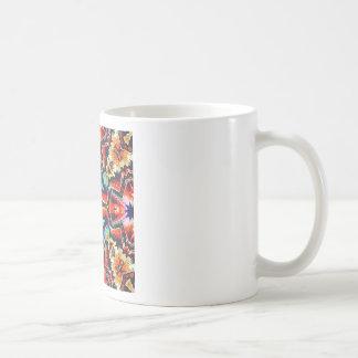 Colorful Tribal Pattern Coffee Mug