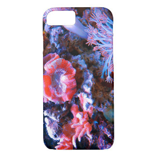 Colorful Tropical Coral iPhone 8/7 Case