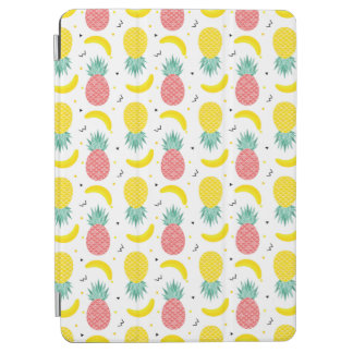 Colorful Tropical Fruit Pattern iPad Air Cover