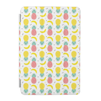 Colorful Tropical Fruit Pattern iPad Mini Cover