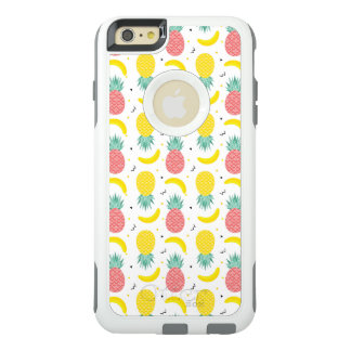 Colorful Tropical Fruit Pattern OtterBox iPhone 6/6s Plus Case