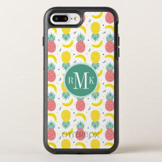 Colorful Tropical Fruit Pattern OtterBox Symmetry iPhone 8 Plus/7 Plus Case