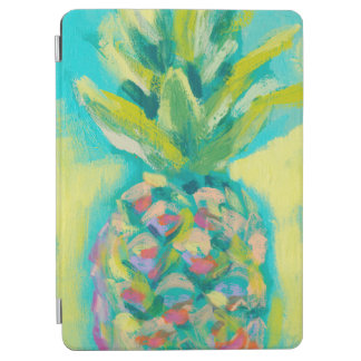 Colorful Tropical Pineapple iPad Air Cover