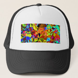 Colorful Trucker Hat