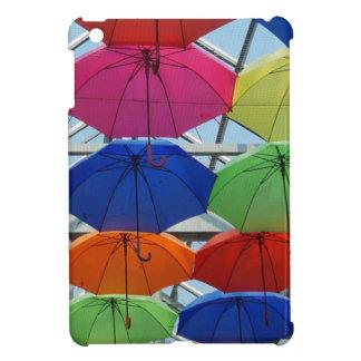 colorful Umbrella iPad Mini Cases