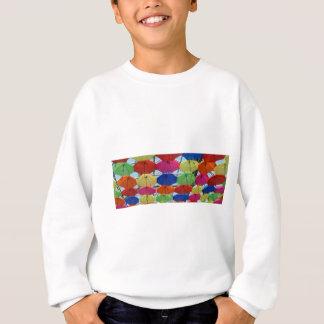colorful Umbrella Sweatshirt