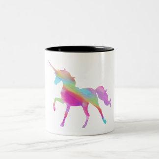 Colorful Unicorn Mug