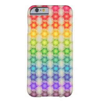Colorful Unique Pattern Barely There iPhone 6 Case