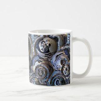 Colorful Urban Abstract Coffee Mug
