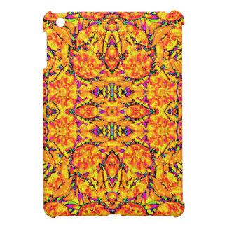 Colorful Vibrant Ornate iPad Mini Cover