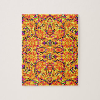 Colorful Vibrant Ornate Jigsaw Puzzle