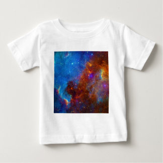 Colorful View of the North American Nebula Baby T-Shirt
