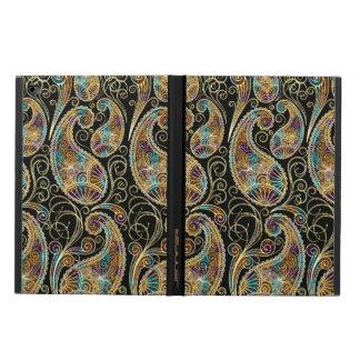 Colorful Vintage Ornate Paisley Design Powis iPad Air 2 Case