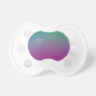 Colorful Wallpaper on a Pacifier