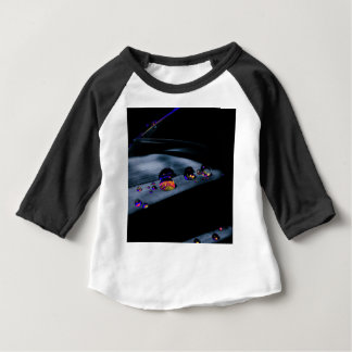 Colorful Water Drops Baby T-Shirt