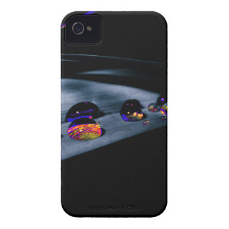 Colorful Water Drops iPhone 4 Case-Mate Case