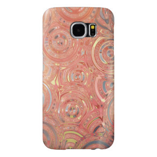 Colorful water mode samsung galaxy s6 cases