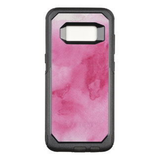 colorful watercolor background for your 2  OtterBox commuter samsung galaxy s8 case
